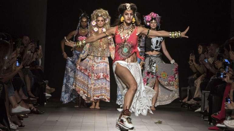 Desigual x Jean Paul Goude: Más diversión que moda