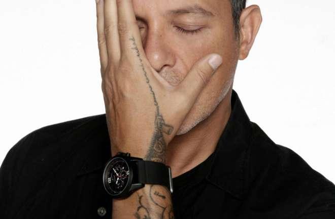 El cantante Alejandro Sanz se lanza como diseñador