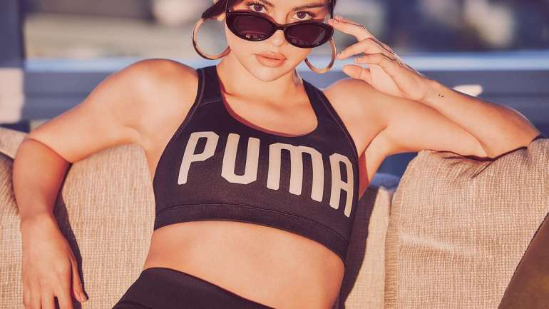 Selena Gomez, el nuevo rostro de Puma