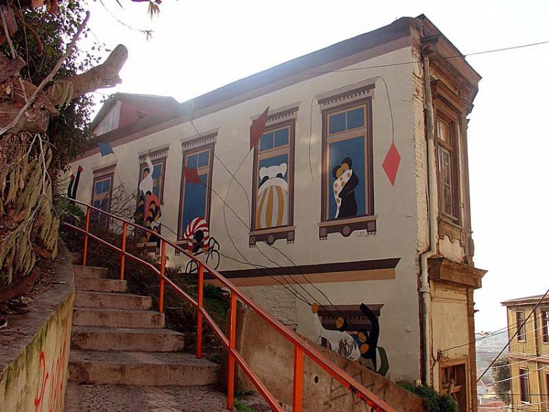 Conoce la importancia del Museo a Cielo Abierto en Valparaíso con Heineken