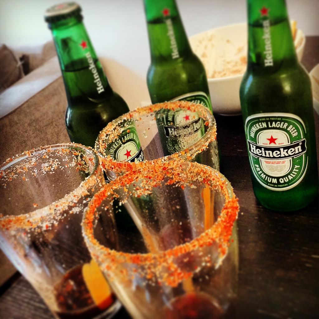 Heineken te muestra las mejores recetas de micheladas