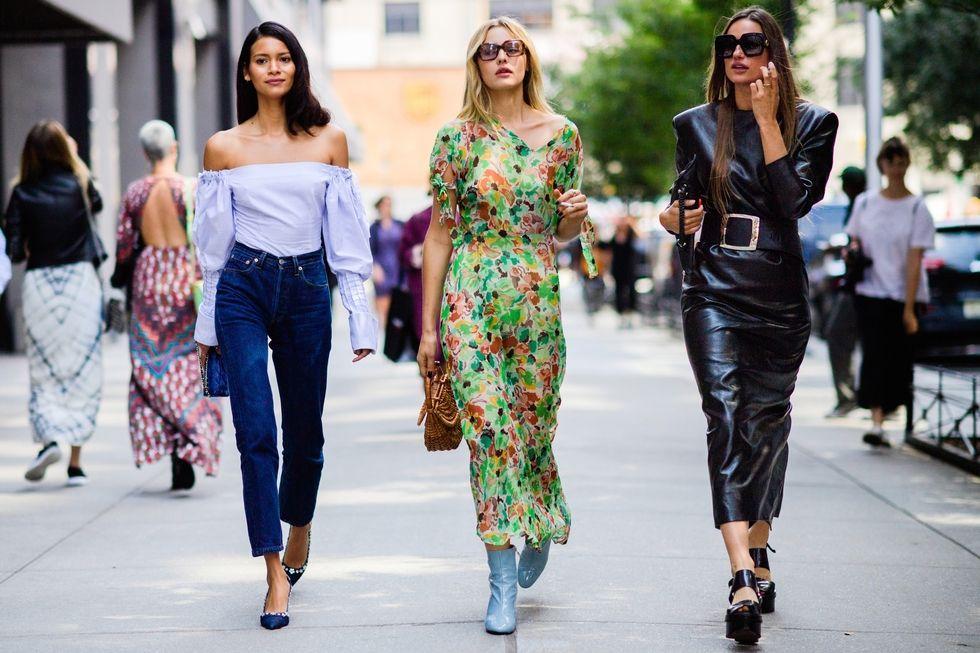 Lo mejor del street style de NYFW S/S 2018