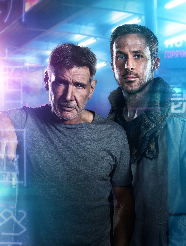 Se viene la segunda parte de Blade Runner