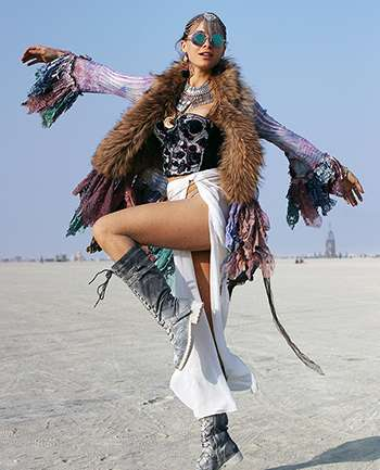 Look BurningMan