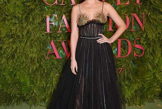 Green Carpet Fashion Awards 2017: Cómo hicieron los vestidos