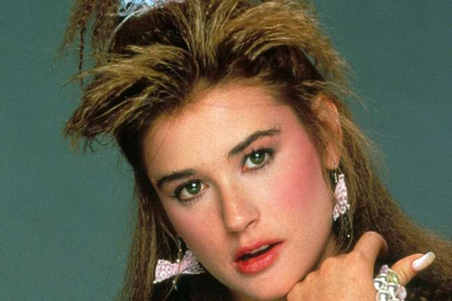 Flashback: Esos raros peinados de los '80