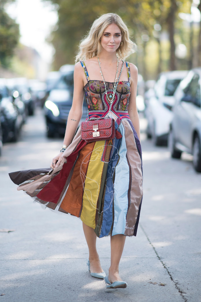 Lo mejor del street style de Paris Fashion Week S/S 18