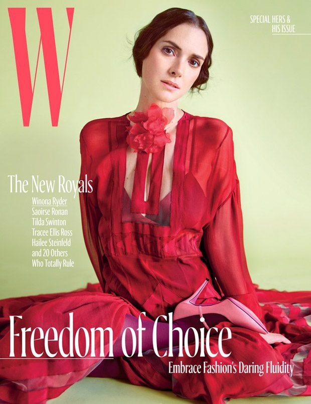Las portadas de revistas de octubre 2017