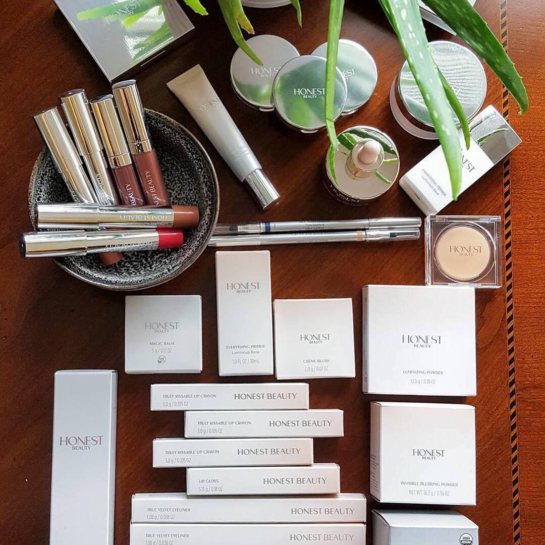 Honest Beauty, la franquicia de maquillaje de Jessica Alba