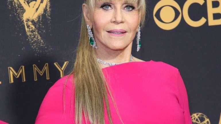 La evolución  del pelo de Jane Fonda