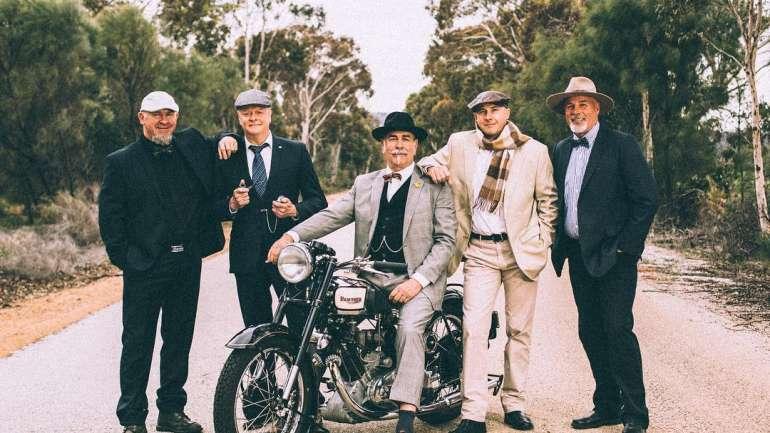 Gentleman's Ride, un evento que une motocicletas y estilo clásico masculino