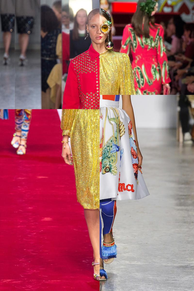 Lo mejor de Milán Fashion Week S/S 2018, parte II