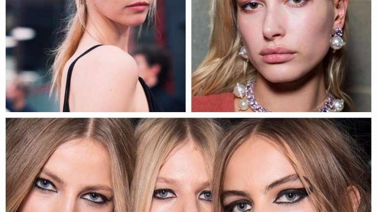 Las mejores propuestas de maquillaje de LFW S/S 2018