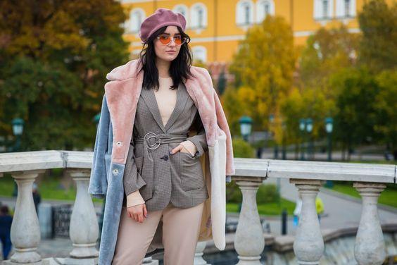 Lo mejor del street style de Rusia Fashion Week