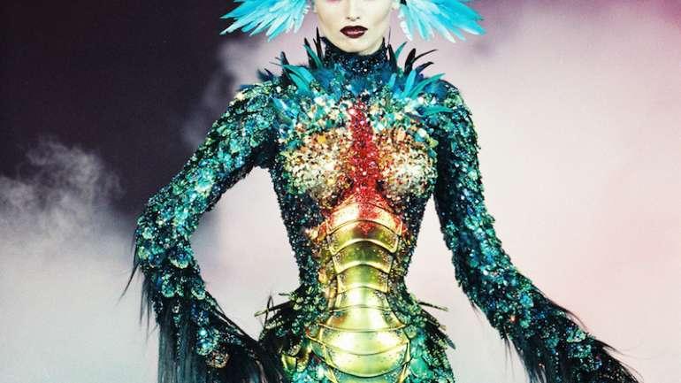 Paradigmas extraordinarios de la moda con Thierry Mugler