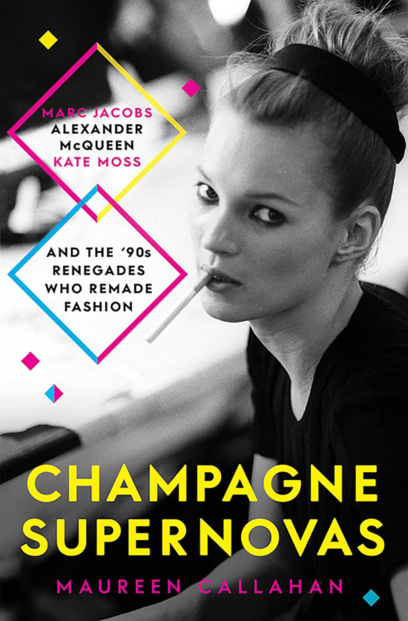 """Kate, Jacobs y McQueen: Las historias de """"Champagne Supernovas"""" serán una serie"""