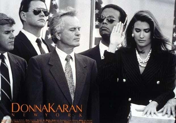 ¿Por qué Donna Karan, la diseñadora que le dio poder a su género en los '80, defiende a Harvey Weinstein?