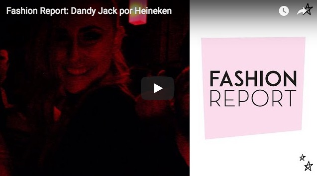 Fashion Report: Heineken Exclusive Night – Dandy Jack en Santo Remedio