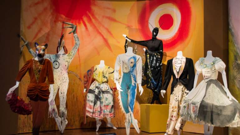 "Visitamos la exhibición ""Chagall: Fantasies for the Stage"" en el LACMA"