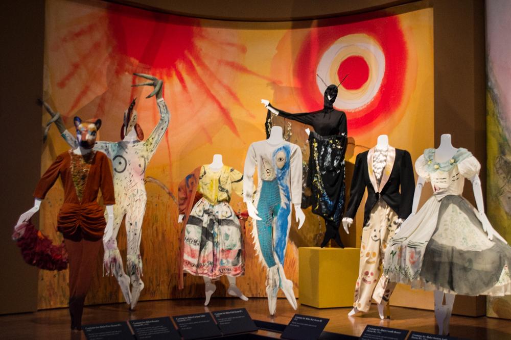 """Visitamos la exhibición """"Chagall: Fantasies for the Stage"""" en el LACMA"""