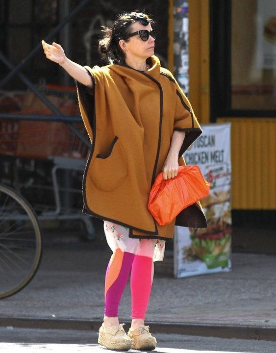 El street style de Björk