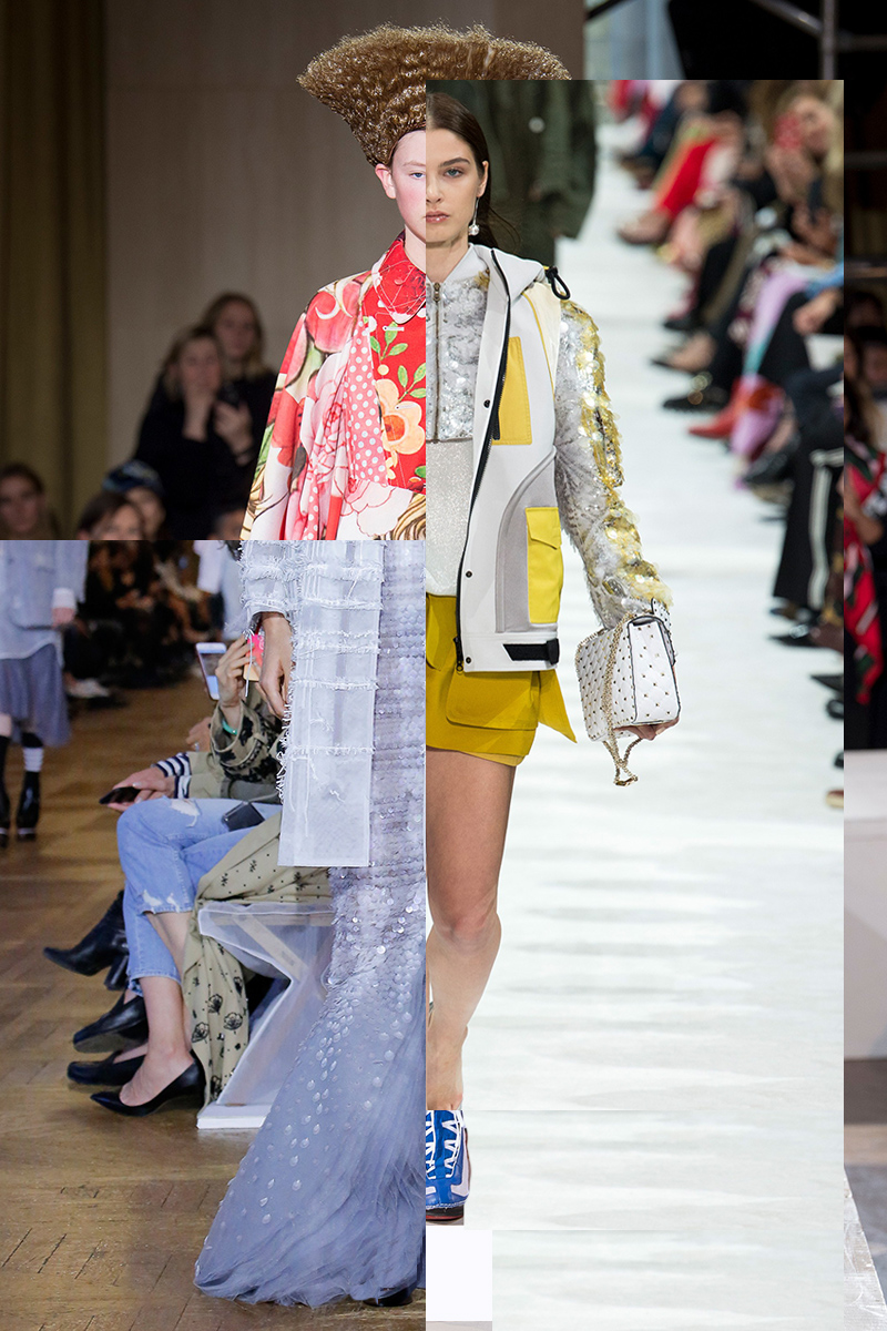 Lo mejor de Paris Fashion Week S/S 2018, parte II