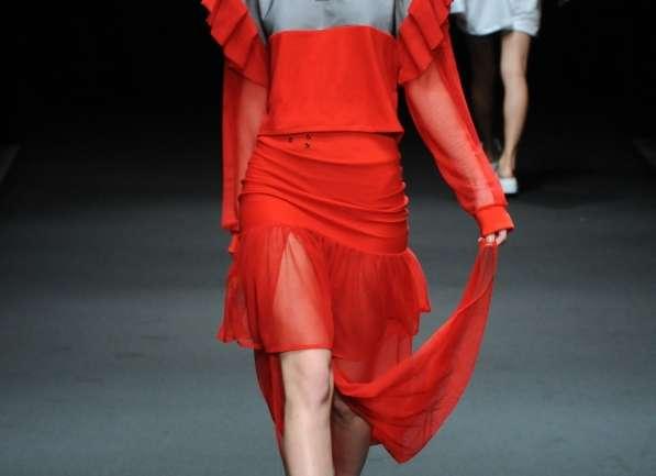 La pasarela de Saint Jesus Clothing en Tokyo Fashion Week