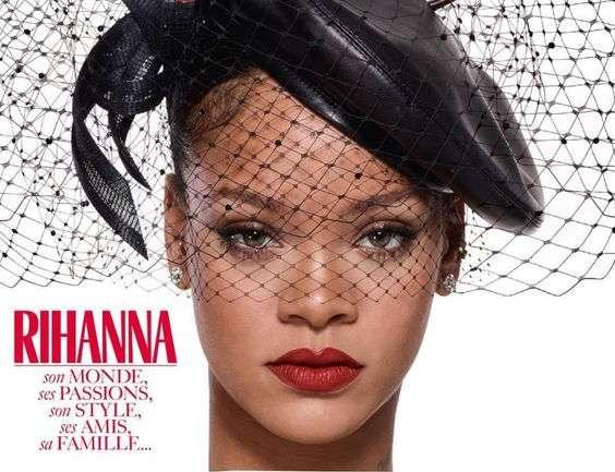 Rihanna y sus tres portadas en Vogue Paris
