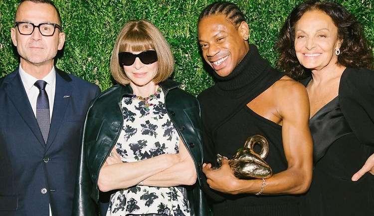 ¿Quién es Telfar Clemens, el ganador del premio CFDA/Vogue?