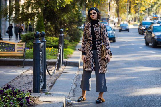 Lo mejor del street style de Tiflis Fashion Week S/S 2018