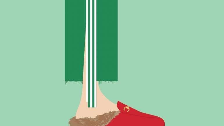 Monsieur Saturday, la cuenta que dibuja zapatos para grandes firmas de moda