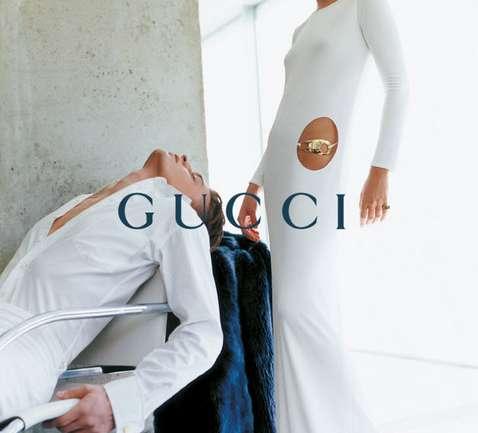 El regreso de Georgina Grenville, la modelo Gucci original