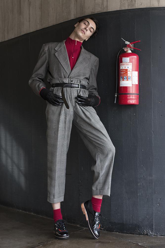 Abrupto_ , la nueva marca chilena de zapatos masculinos