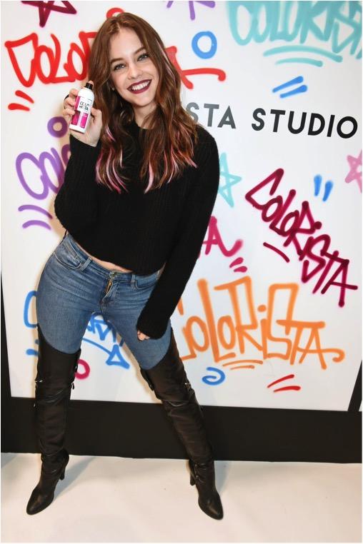 Revoluciona tu pelo con COLORISTA de L'Oréal Paris