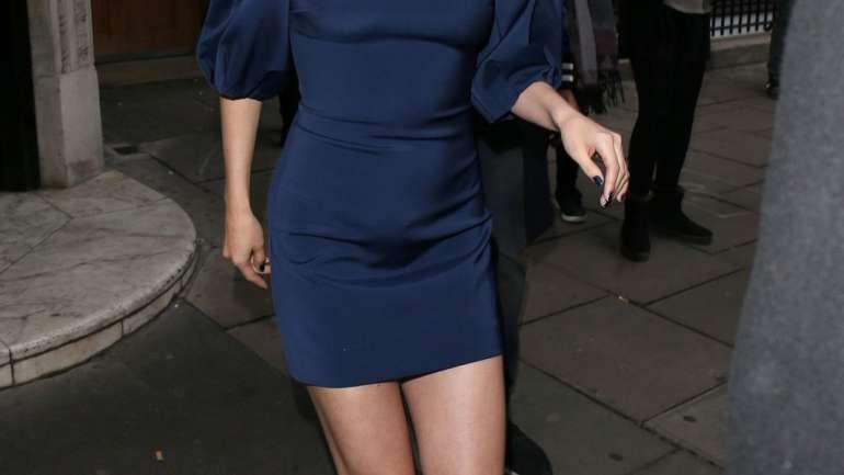 Selena Gómez y sus cinco cambios de vestuario en un día