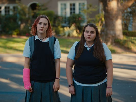 "El encanto cotidiano de ""Lady Bird"" (2017)"