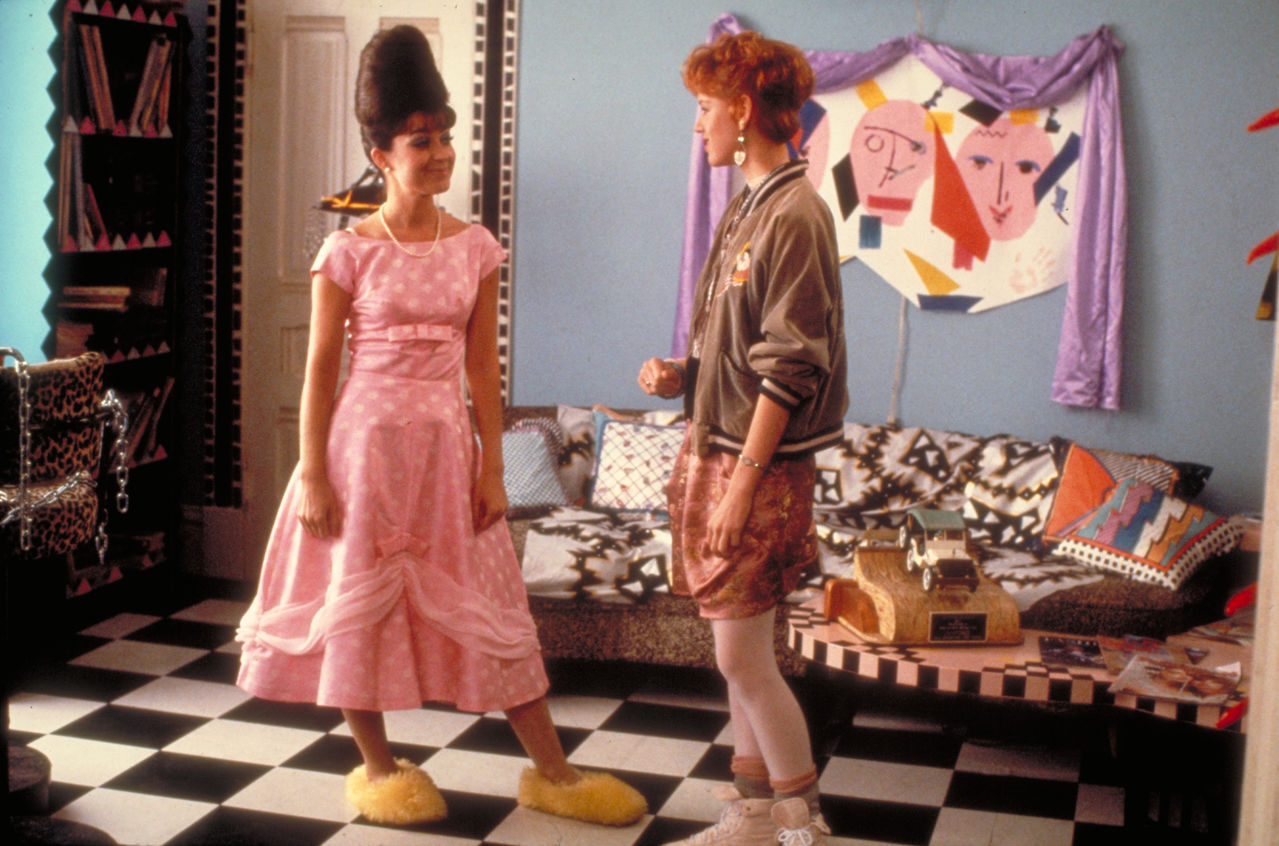 "Personaje favorito: Iona de ""Pretty in Pink"" (1986)"