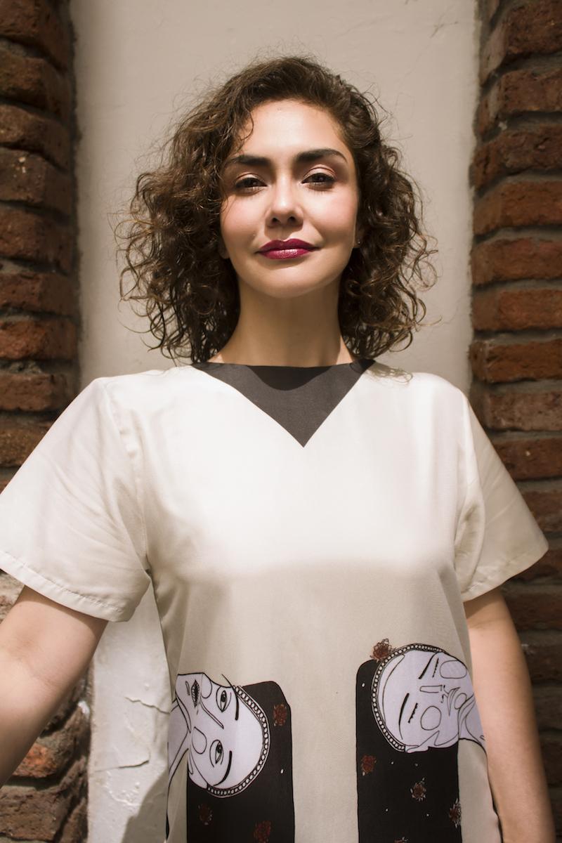 Tamara Acosta es el rostro de la nueva campaña de Espínola + 1927 Shoes