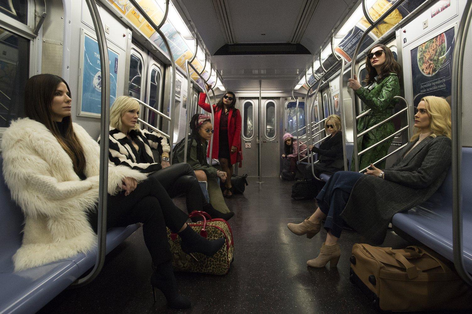 Ocean's Eight, la próxima gran película relacionada con moda