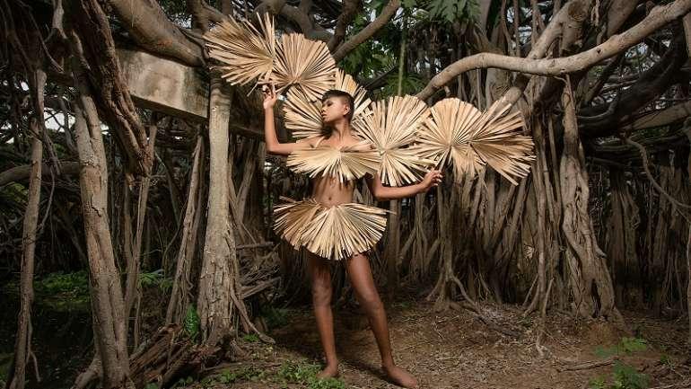 Suchanatda Kaewsa-nga, la creativa diseñadora de los transgénero de Tailandia