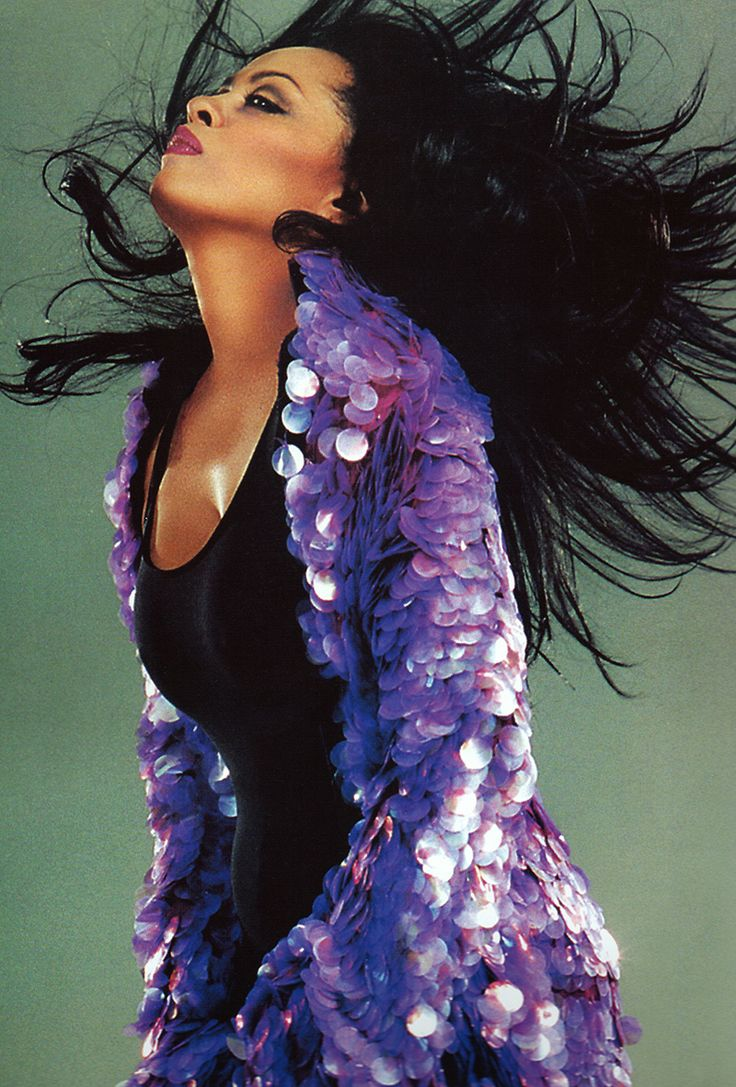 Una oda al estilo de Diana Ross