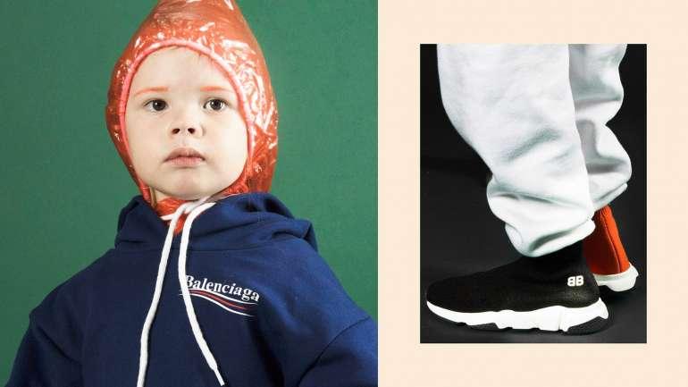 Balenciaga Kids, los diseños de Demna en versión infantil