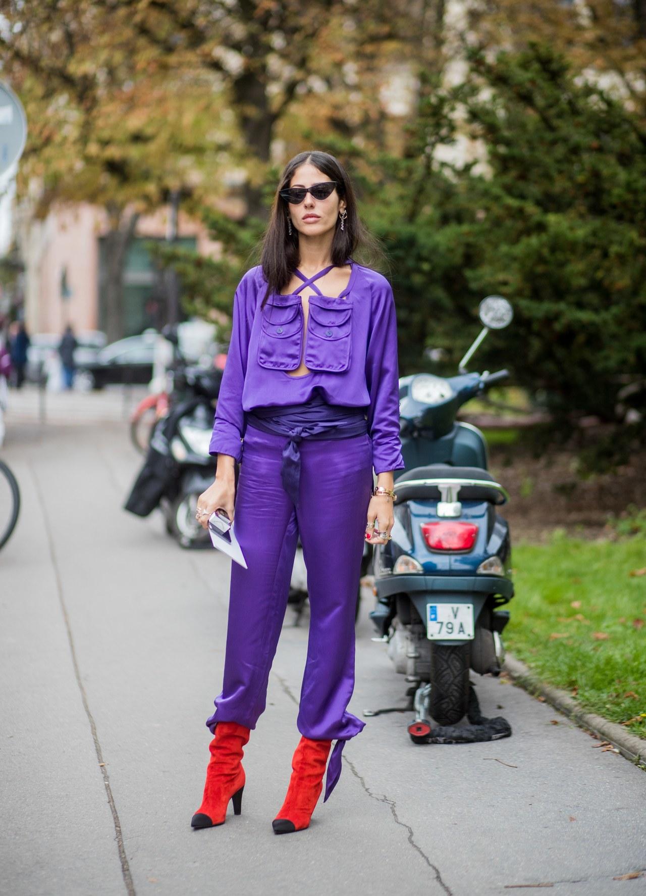 Ultra Violet es el color del 2018 según Pantone