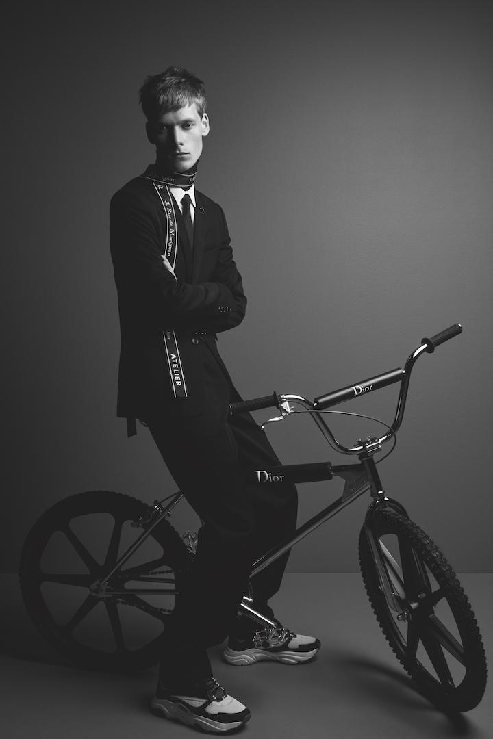 Dior Homme lanza una bicicleta BMX de edición limitada