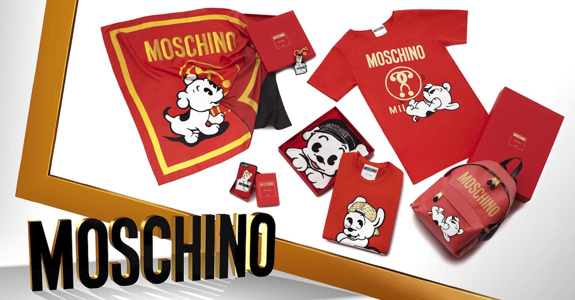 Moncler y Moschino celebrarán el Año Nuevo Chino lanzando colecciones cápsulas