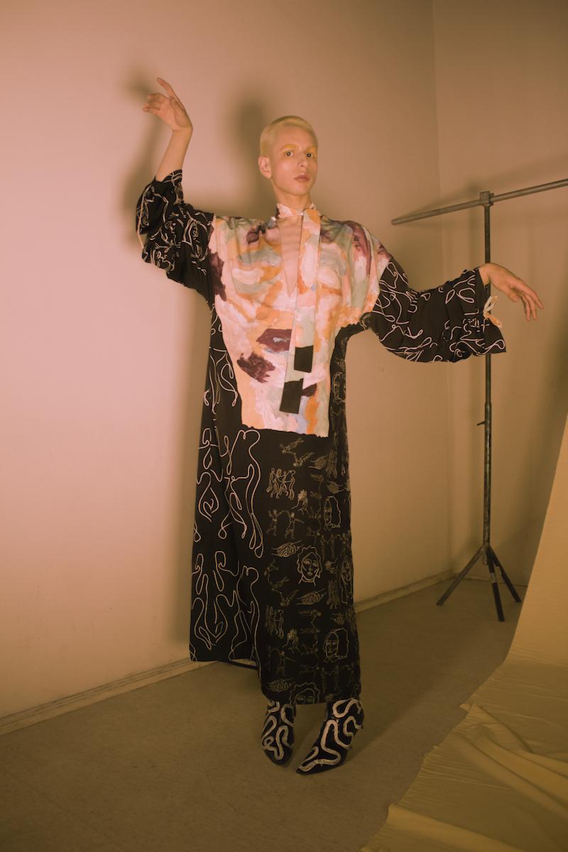 Moda y Arte: La marca chilena Súbito lanza su colección #6
