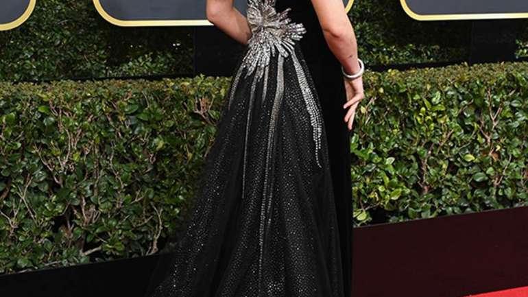 Los trajes de los Golden Globes 2018