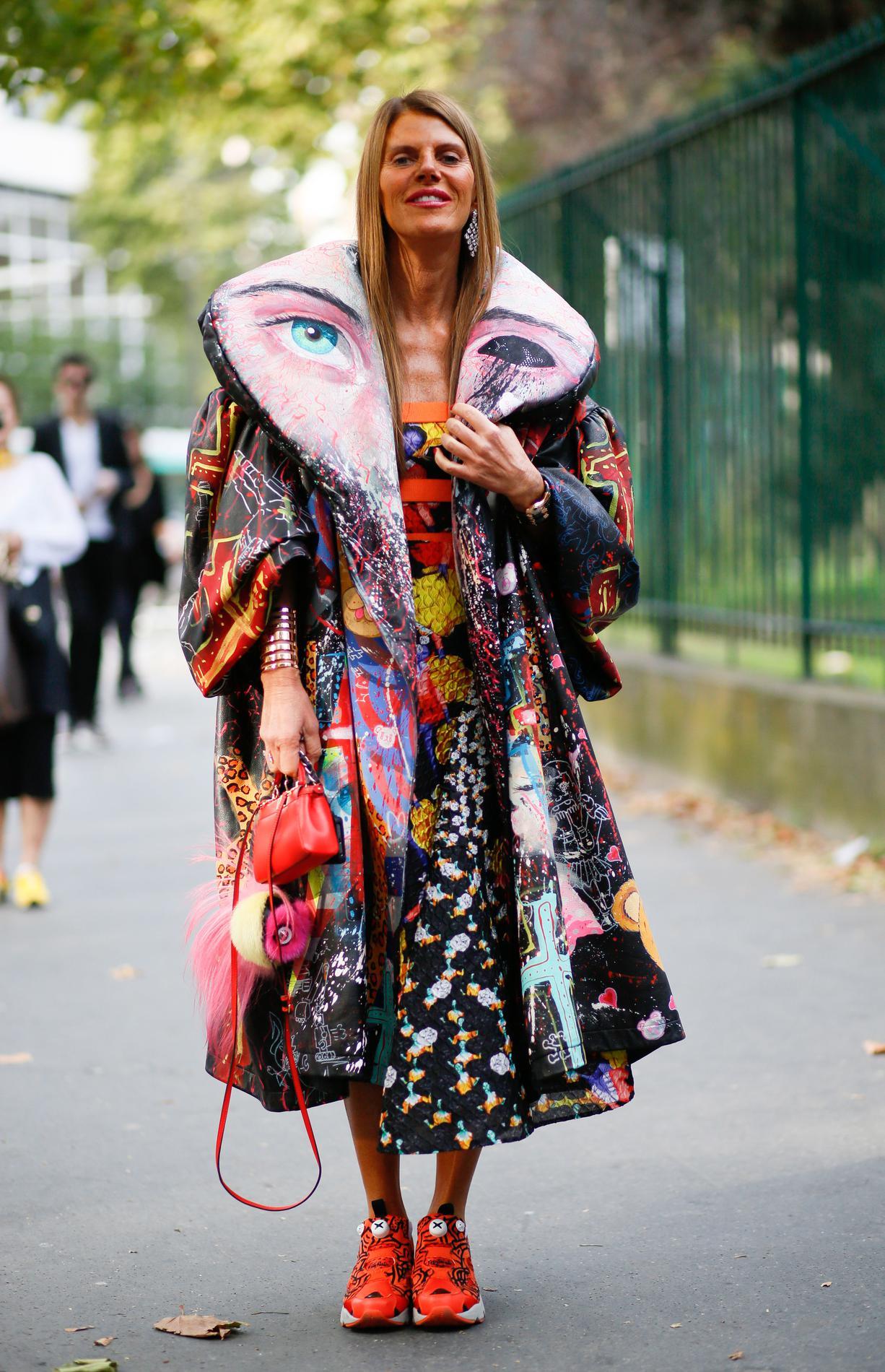 Anna Dello Russo venderá su armario en febrero para celebrar Milán Fashion Week