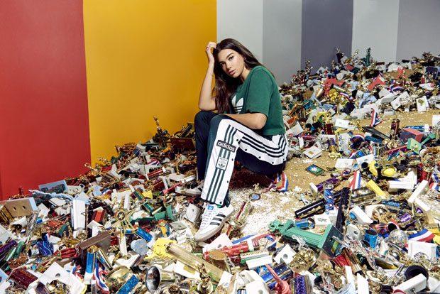 VLC ❤︎ Adidas Originals + Dua Lipa y otros famosos