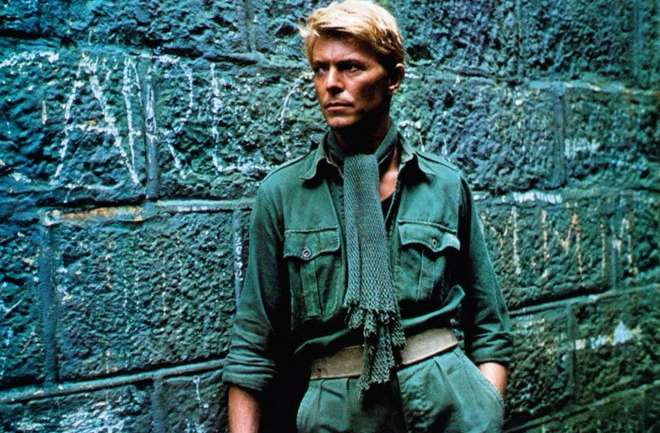 El estilo de David Bowie en películas